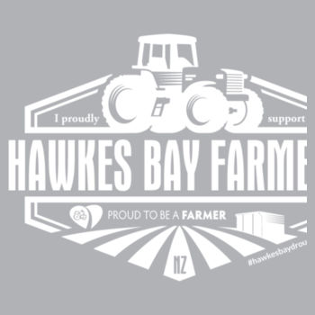 Hawkes Bay Supporters Unisex Hoody Design