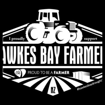 Kids Hawkes Bay Supporters Hoody Design